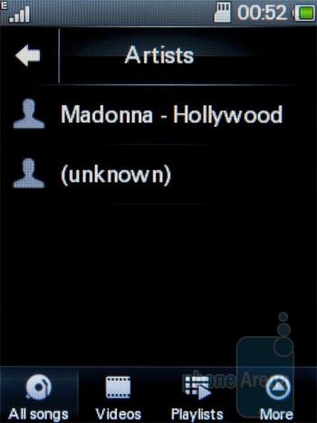 Music player - Motorola WILDER Review
