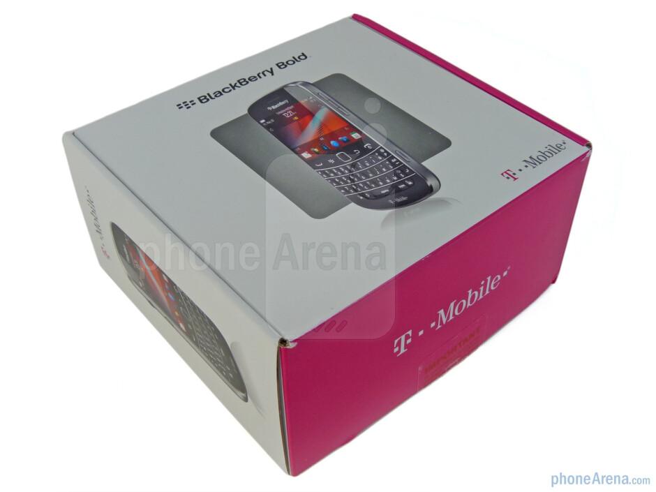 RIM BlackBerry Bold 9900 Review