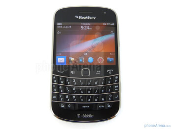 The display is easily one of the main attractions - RIM BlackBerry Bold 9900 Review
