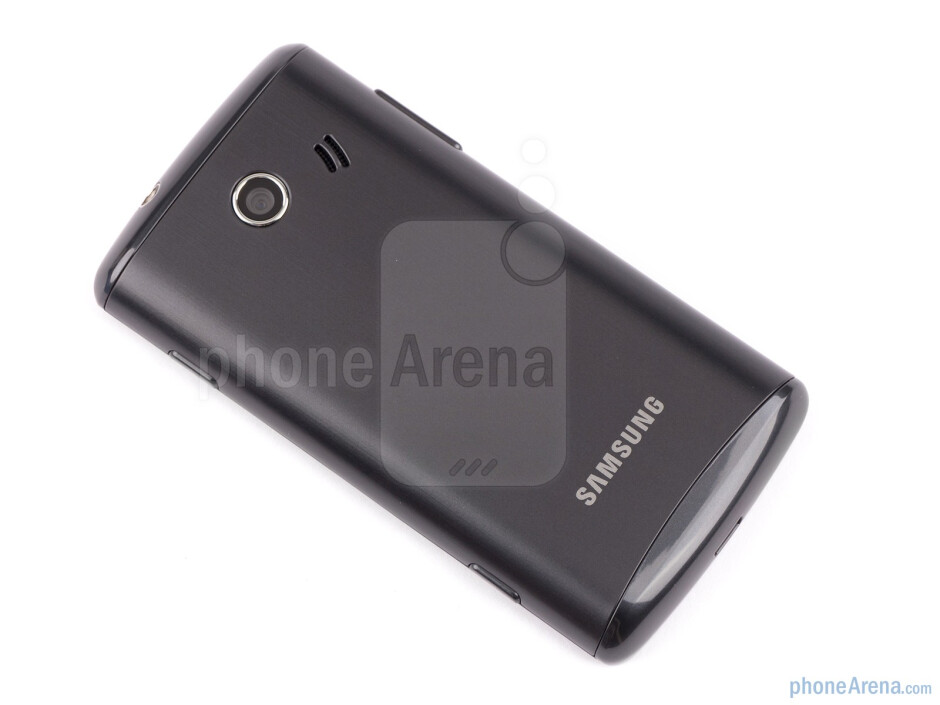 Back - Samsung Wave 578 Review
