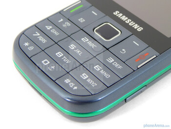 "Keypad - The Samsung Gravity TXT has a 2.4"" QVGA TFT display - Samsung Gravity TXT Review"