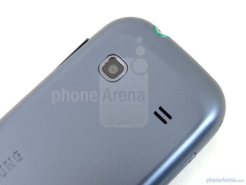 Camera - Samsung Gravity TXT Review