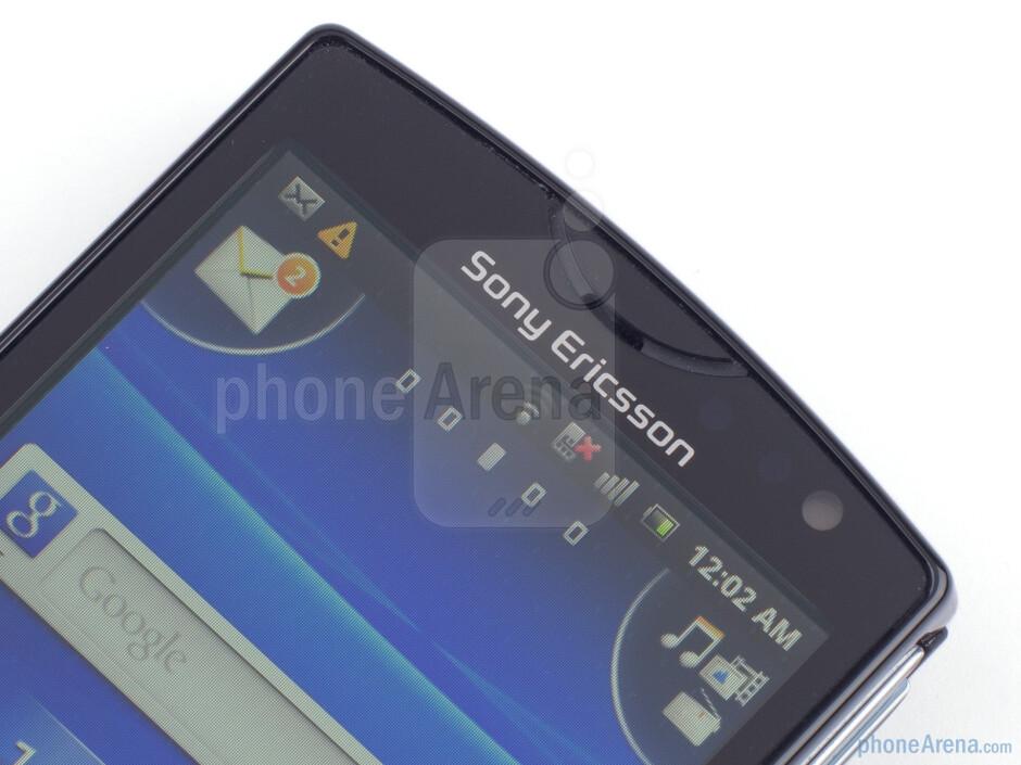 Speaker - Sony Ericsson Xperia mini Review