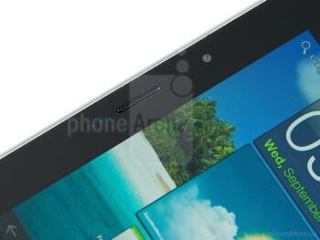The Samsung Galaxy Tab 7.7 uses a Super AMOLED Plus display - Samsung Galaxy Tab 7.7 Preview