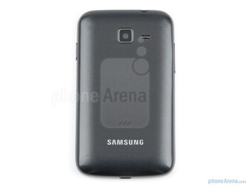 Back - Samsung Galaxy Y Pro Preview