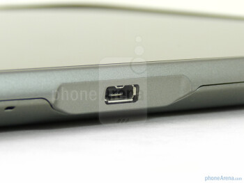 microUSB/MHL port - HTC Jetstream Review
