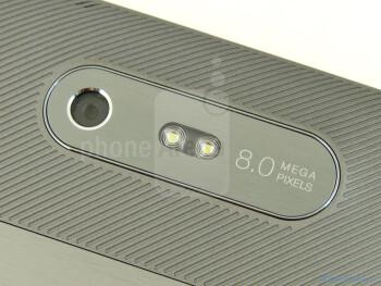 Rear camera - HTC Jetstream Review