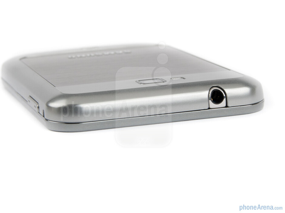 Top side - Samsung Galaxy M Pro Preview