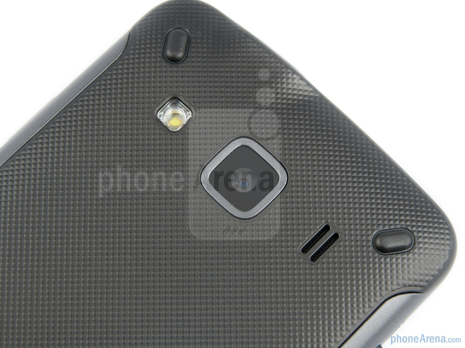 Camera - Back cover off - Samsung GALAXY Xcover Preview