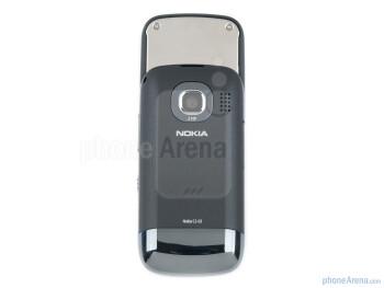 Back - Nokia C2-03 Review
