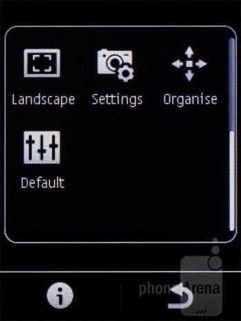 Camera interface - Nokia C2-03 Review