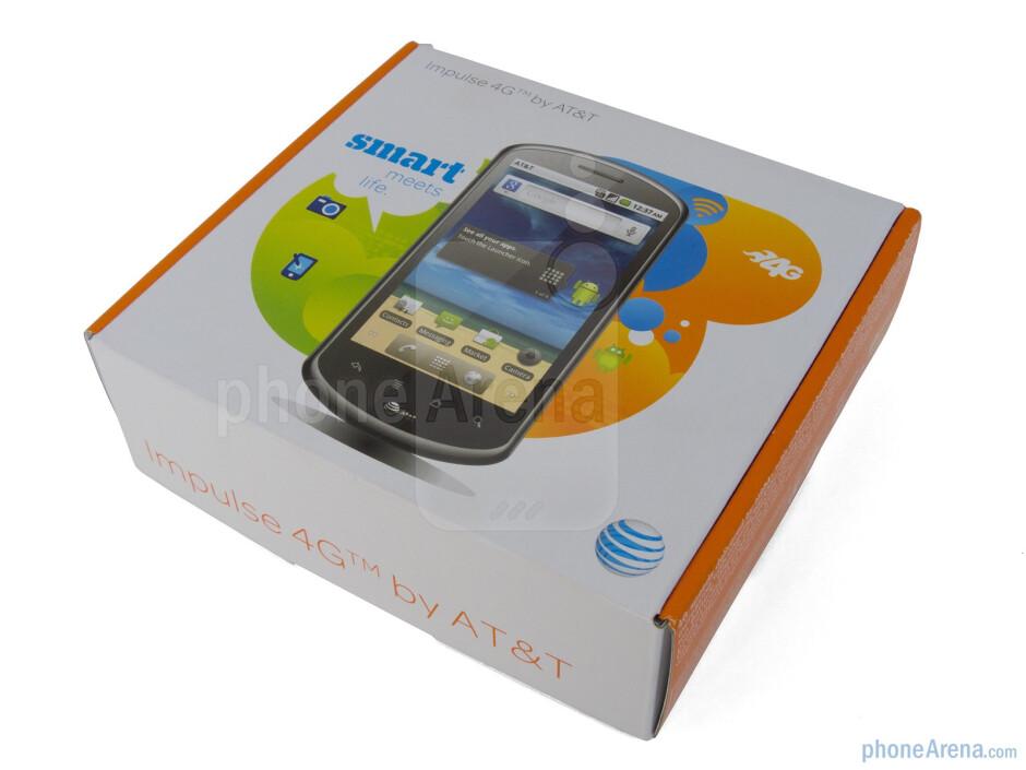 AT&T Impulse 4G Review