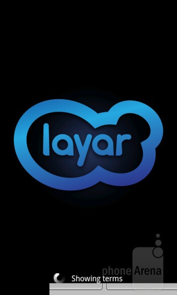 Layar - Preloaded apps on the AT&T Impulse 4G - AT&T Impulse 4G Review