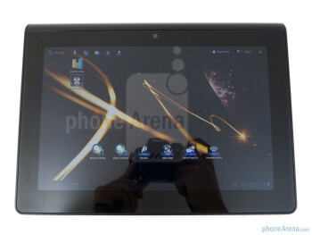 "The 9.4"" TruBlack display of the Sony Tablet S is astoundingly brilliant - Sony Tablet S Review"