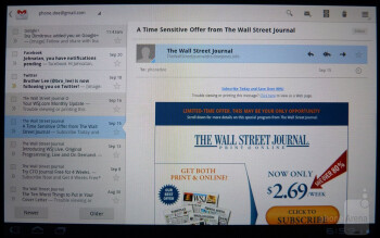 Gmail - Sony Tablet S Review