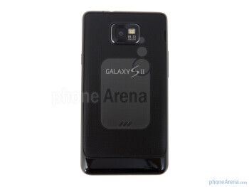 Back - Samsung Galaxy S II AT&T Review