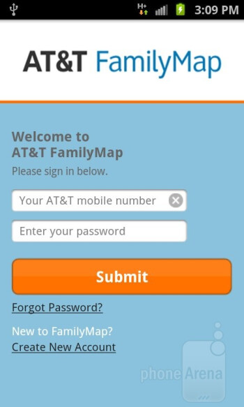 Third party apps preloaded with the Samsung Galaxy S II AT&T - Samsung Galaxy S II AT&T Review