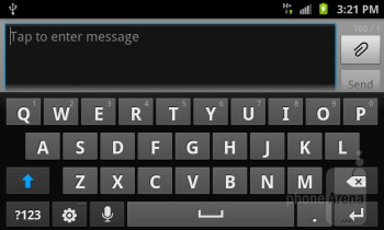 Samsung TouchWiz - Keyboards - Samsung Galaxy S II AT&T Review