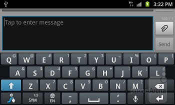 Swype - Keyboards - Samsung Galaxy S II AT&T Review