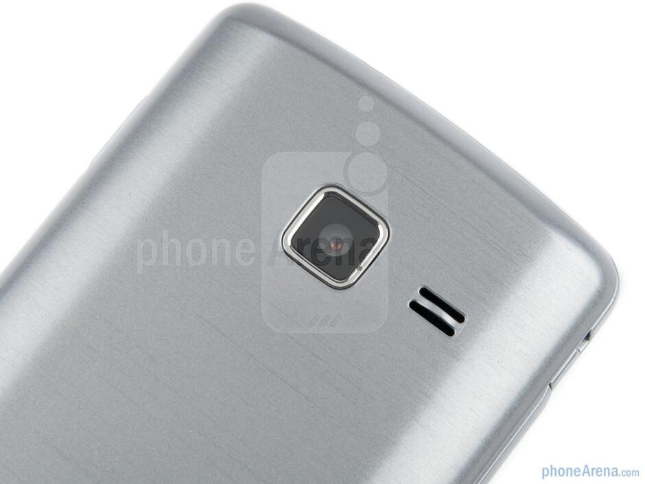 Camera - Samsung Wave Y Preview