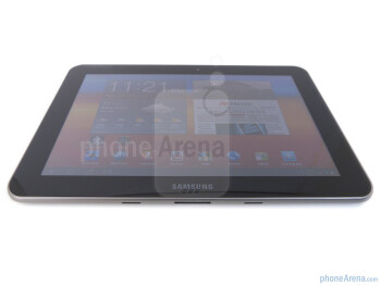 "The Samsung GALAXY Tab 8.9 is sporting an 8.9"" PLS LCD display - Samsung GALAXY Tab 8.9 Review"
