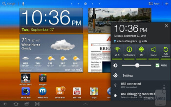 Samsung GALAXY Tab 8.9 Review