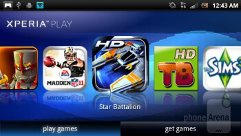 Games for the Sony Ericsson Xperia PLAY 4G - Sony Ericsson Xperia PLAY 4G Review