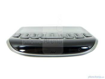 Bottom - The sides of the RIM BlackBerry Curve 9360 - RIM BlackBerry Curve 9360 Review