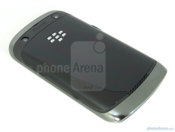 Back - RIM BlackBerry Curve 9360 Review