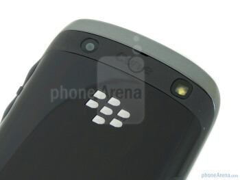 Rear camera - RIM BlackBerry Curve 9360 Review