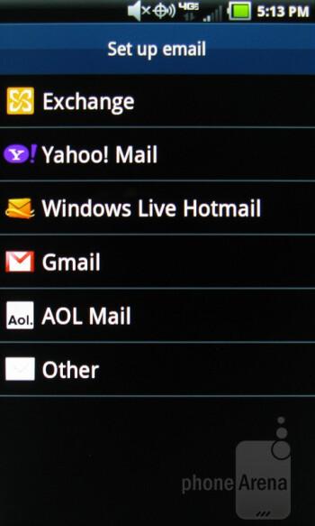 Gmail - Pantech Breakout Review