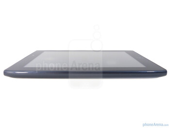 """The tablet's 7"""" LCD display features a resolution of 1024 x 600 - Acer ICONIA TAB A100 Review"""