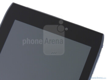 Front-facing camera - Acer ICONIA TAB A100 Review