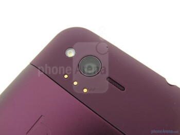 Rear camera - HTC Rhyme Review