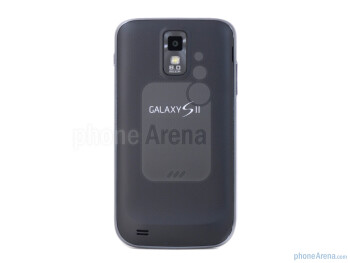 Back - Samsung Galaxy S II T-Mobile Review